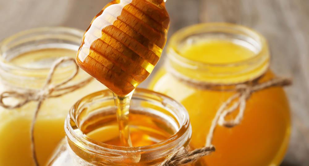 Honey for bagels